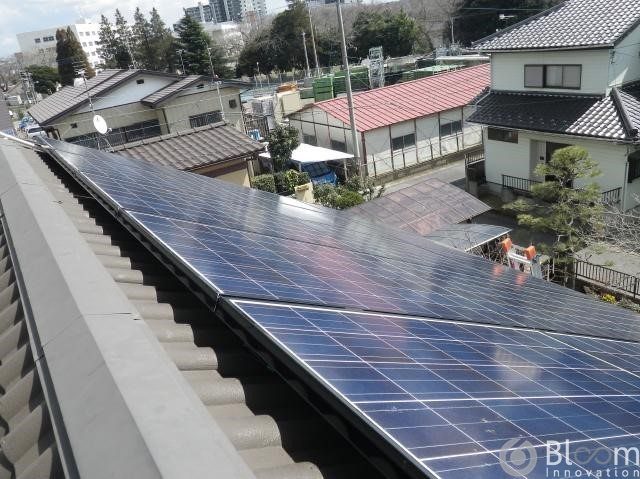 千葉県千葉市稲毛区U様邸完工致しました。