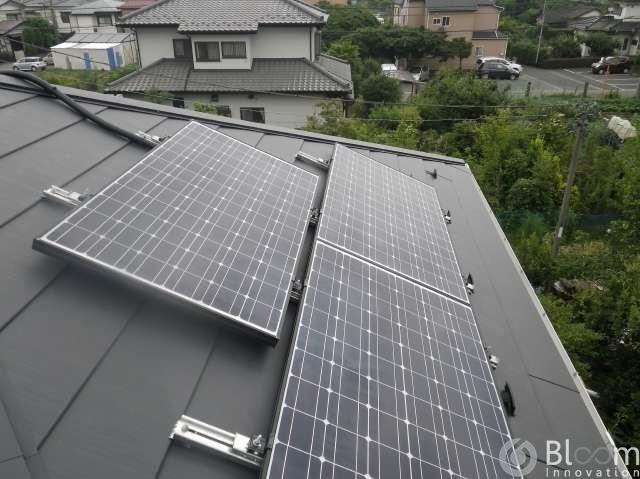 埼玉県さいたま市S様邸完工致しました(横暖ルーフ)。