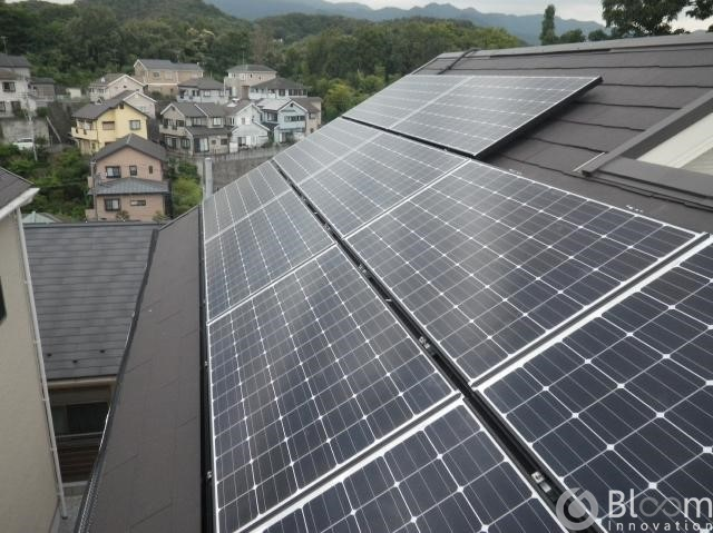 神奈川県厚木市S様邸完工致しました(スレート)。