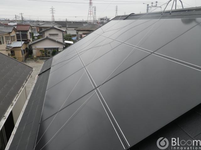神奈川県平塚市O様邸完工致しました(スレート)。