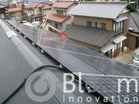 千葉県匝瑳市Y様邸完工致しました(スレート)。