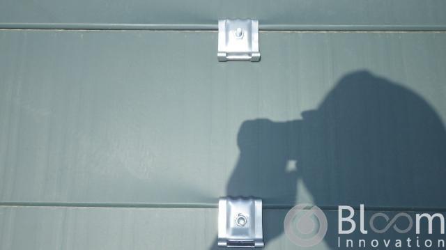 神奈川県横浜市K様邸完工致しました(金属横葺横断ルーフ)。