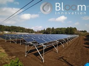 千葉県香取市S様・ソーラーシェアリング完工致しました